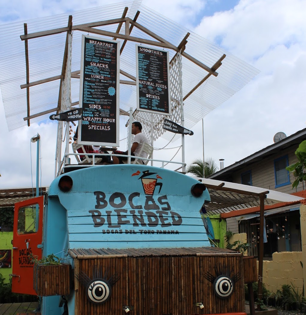 Bocas Blended in Bocas Town