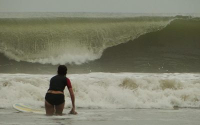 Playa Dominical, Costa Rica Surfing for Beginners