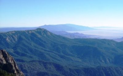 La Luz:  The most visited yet most difficult trail in the Sandia Mountains