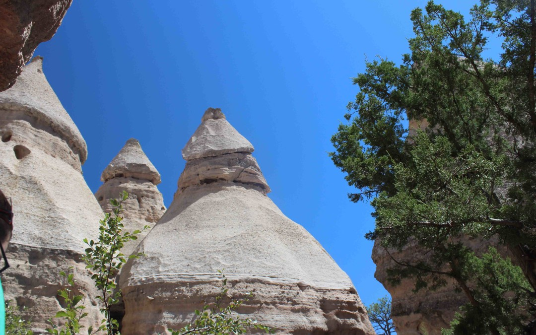 Hiking Adventures in Tent Rocks National Monument, Cochiti Pueblo, NM