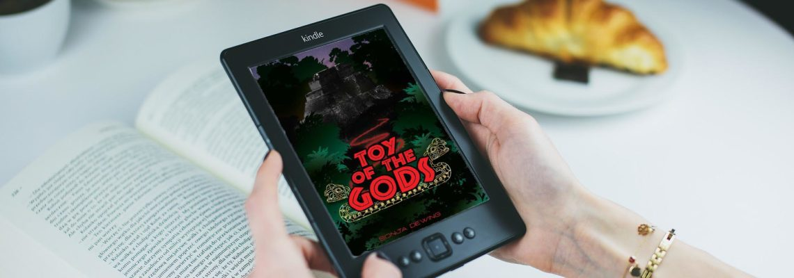 Kindle Sale Toy of the Gods