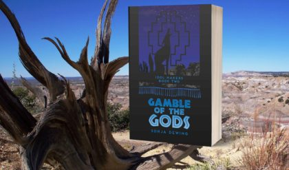 New Mystery Book Gamble of the Gods